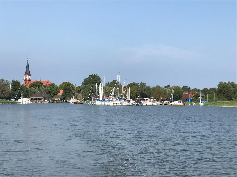Hafen Wustrow1000